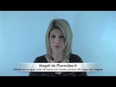 Weleda perles de beaute soin lissantes ride visage fatigue | Pharmidea.fr parapharmacie en ligne
