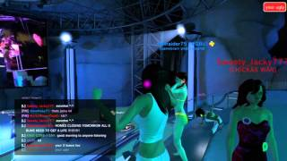 PlayStation Home NAs Archives Dancing in The Music Unlimited by 1 on 3