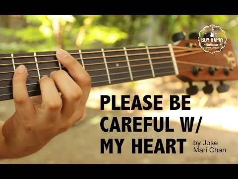 Please Be Careful With My Heart (minus One) video