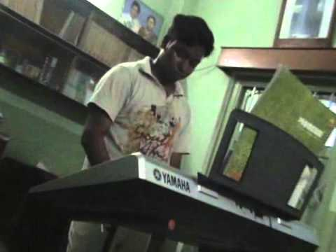 Nilanjana(Nachiketa) instrumental played by SUBHRANIL on Yamaha...