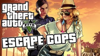 GTA 5 Tricks - How To Escape The Cops In Grand Theft Auto V Easily!