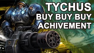 Starcraft 2 Co-op Tychus - Buy buy buy (buy buy) Achievement