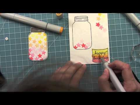 partial die cutting to create a tag