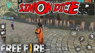 MINIJUEGO: SIMON DICE !! (SALAS PERSONALIZADAS) - FREE FIRE | Kurko
