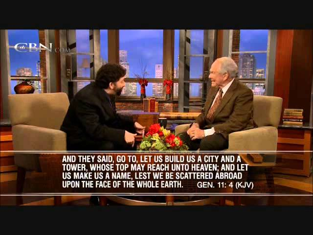 THE MESSAGE OF THE  HARBINGER BY JONATHAN CAHN  EXPLAINED
