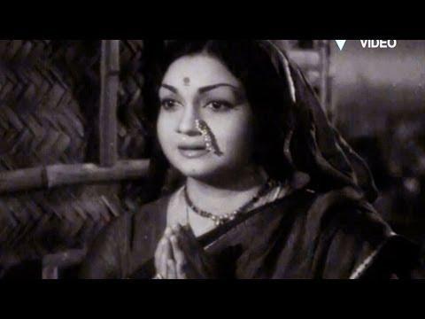Sathi Sakkubhai Songs - Jaya Panduranga - SV Ranga Rao Anjali...