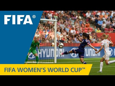 HIGHLIGHTS: Japan v. Netherlands - FIFA Women's World Cup 2015