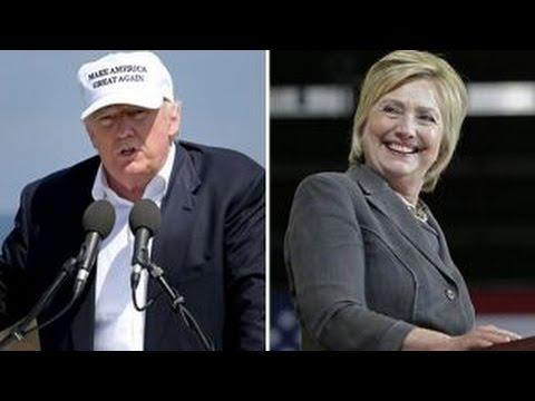 Trump, Clinton narrowing down VP picks