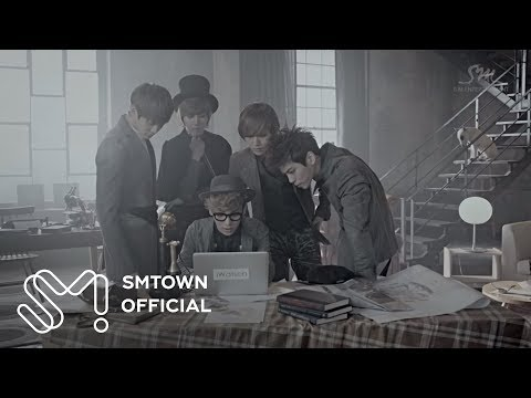 SHINee 샤이니_Sherlock•셜록 (Clue + Note)_Music Video Music Videos