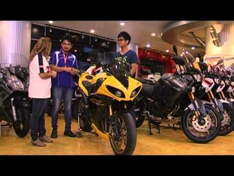 เปิดประสบการตรงในการใช้รถ Yamaha  YZF R1 04