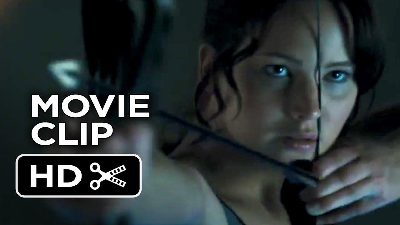 Training Clip Catching Fire Catching Fire Movie Clip
