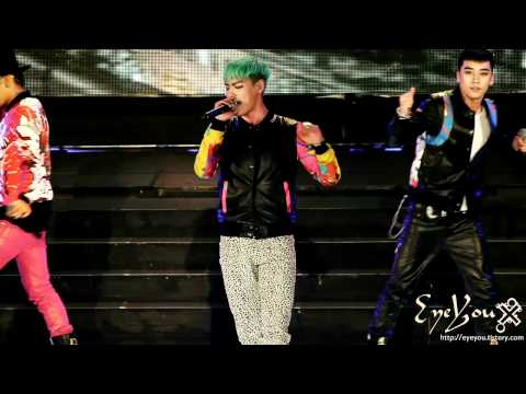 120311 k-collection 빅뱅(BIGBANG) BLUE 직캠 by EyeYou