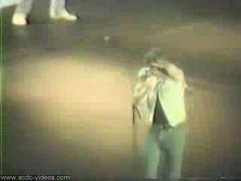 AC/DC - Heatseeker - live Miami 1988