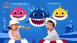 Baby Shark Dance | Sing and Dance | 60 Minutes Non Stop | Liên Khúc Nhạc Thiếu Nhi Tiếng Anh