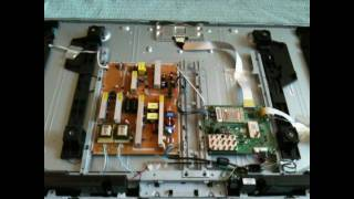 Samsung TV - Power on Problem - Capacitor Replacement