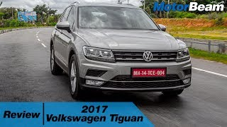 Volkswagen Tiguan Review - 5 Reasons To Buy/Not Buy | MotorBeam