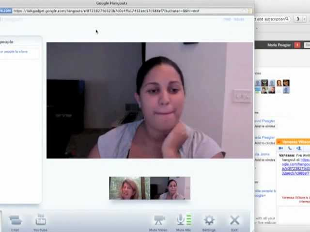 SMM Google Plus Hangout