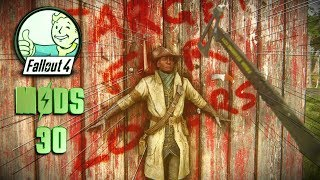 TARGET PRACTICE - Fallout 4 Mods & More Episode 30