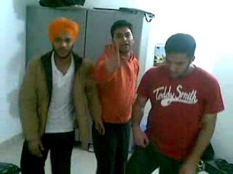 Late Nyt Hostel Fun At Panjab University's Engg Colg Of Hoshiarpur  .....p.mp4 video