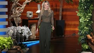 Kate Hudson Talks Music, Passion, and Dating