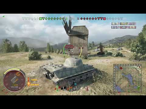 World of Tanks Xbox one Löwe 4 Kills (M)
