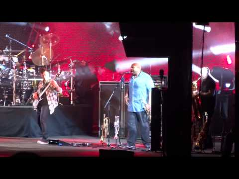 Dave Matthews Band - Rooftop - Southaven, MS 4/27/13