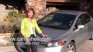 Do Car Lashes - To  Make You Smile !