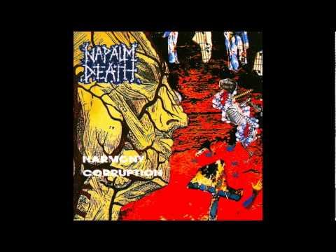 Napalm Death - Harmony Corruption [Full Album]