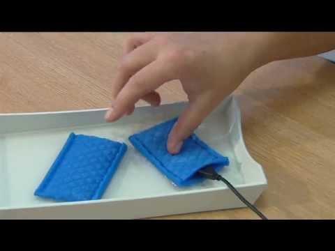 how to use iontophoresis machine
