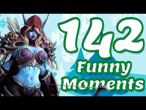 Heroes of the Storm: WP and Funny Moments #142