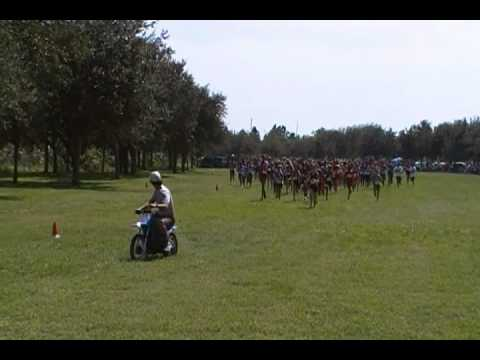 Junior Orange Bowl Cross Country Invitational - High School Junior Varsity Men & Women