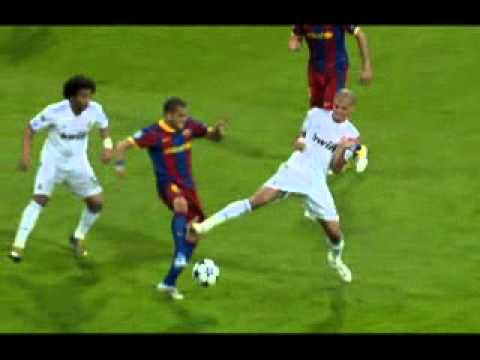 Dani Alves Diving on El clasico Part 4.mp4