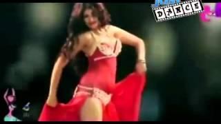 رقص ساخن الفنانة شاكيرا بالاحمر الساخن المثير قناة دلع  2014