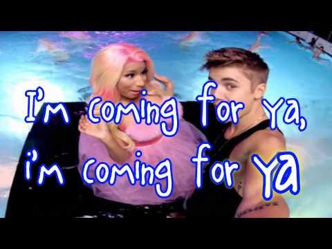 Justin Bieber - Beauty And A Beat ft Nicki Minaj -...