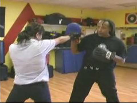 Jeet Kune Do Martial Arts Techniques : Punching Techniques for Jeet Kune Do Image 1