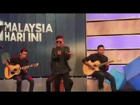 Cinta Gila - Ashral Hassan and Friends Live cover at MHi