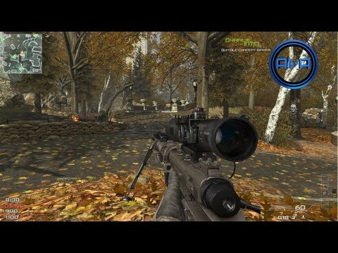 MW3 New Guns? - PS3 DLC Release Date! - (Modern Warfare 3 Gameplay)