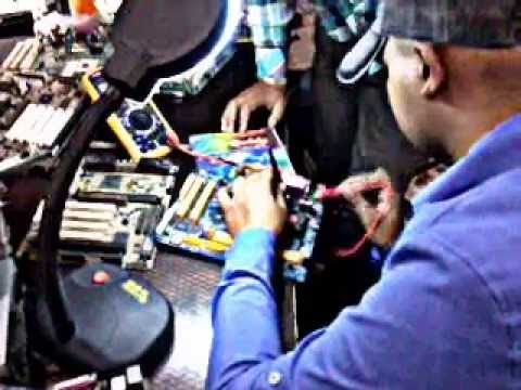 Laptop computer hardware chip level repairing course institute in india Bihar assam jharkhand nepal