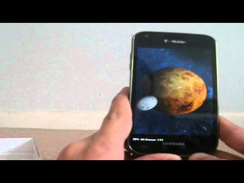 Samsung Galaxy S2 (SII) (T-Mobile) Unboxing and Review