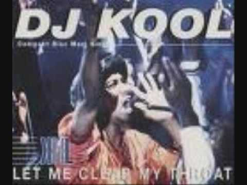 Dj Kool - Let Me Clear My Throat Video
