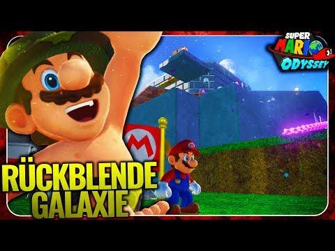 Rückblende Throwback Galaxy In Mario Odyssey Super Mario
