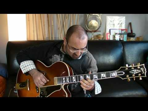 Fingerstyle Guitar Arrangement: Isn't This A Lovely Day