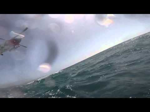 Coast Guard San Diego Rescue Swimmer POV