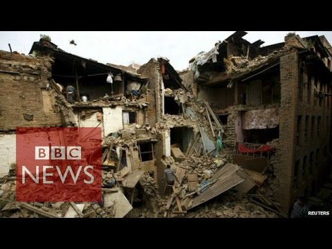 Thousands of Nepalese citizens spent the night outdoors following a devastating earthquake which killed at least 1,900 people. Mountaineering officials say the quake triggered avalanches which killed at least 17 people on Mount Everest - in the worst ever disaster on the peak. Nick Quraishi reports.  Subscribe to BBC News HERE http://bit.ly/1rbfUog Check out our website: http://www.bbc.com/news  Facebook: http://www.facebook.com/bbcworldnews  Twitter: http://www.twitter.com/bbcworld Instagram: http://instagram.com/bbcnews