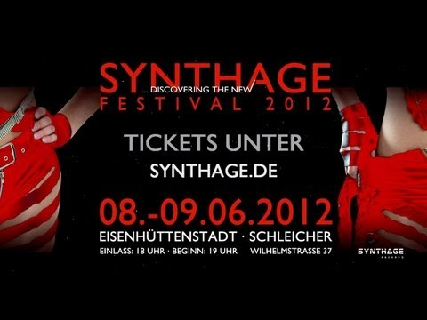 Synthage Festival 2012 - Trailer