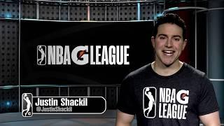NBA G League Weekly, Week 11: Trending -- All-Showcase Teams