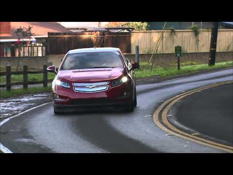 2011 Chevrolet Volt Video Review