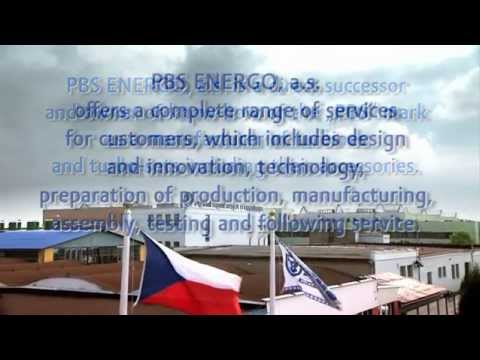 PBS ENERGO   Manufacturer of Steam and Gas Expansion Turbines