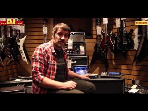 Record your guitar using an iPad with the Focusrite iTrack Dock and iTrack Solo