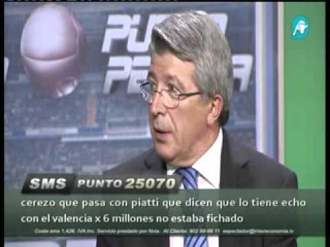 La entrevista a Enrique Cerezo (Parte 1)